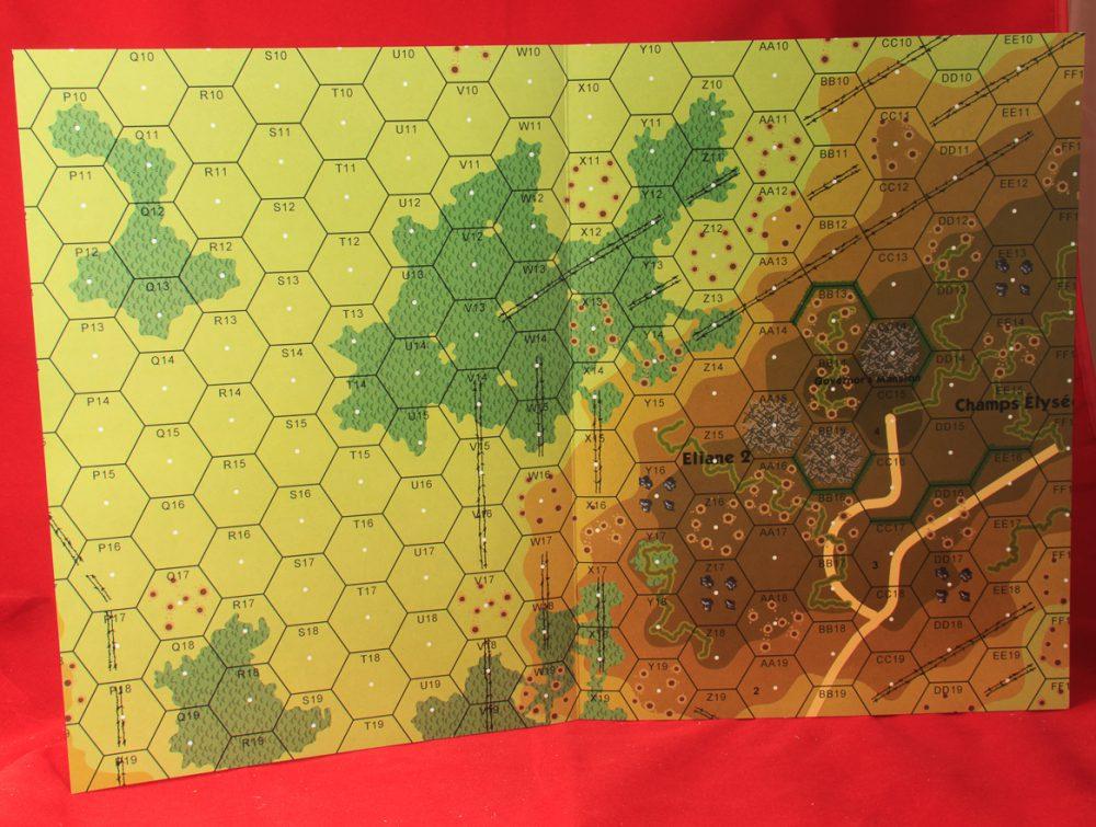 n Bien Phu — Desperation Morale N Bien Phu Map on