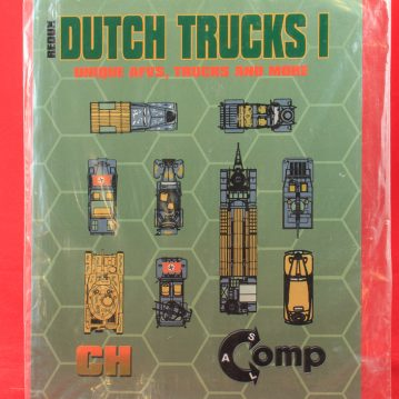 Dutch Trucks I
