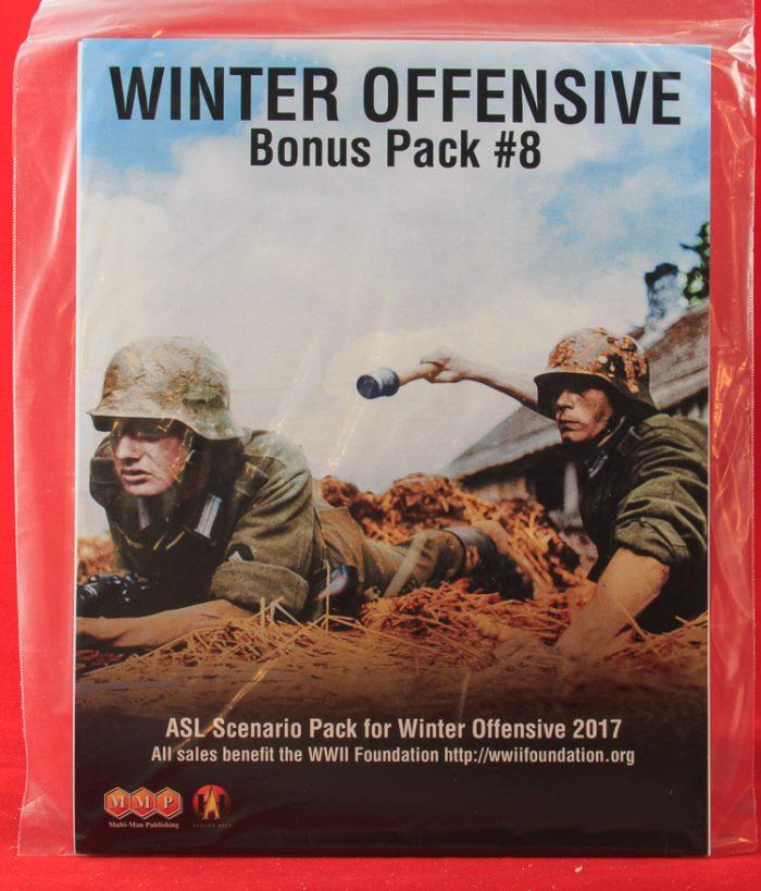 winter offensive bonus pack 8 desperation morale. Black Bedroom Furniture Sets. Home Design Ideas